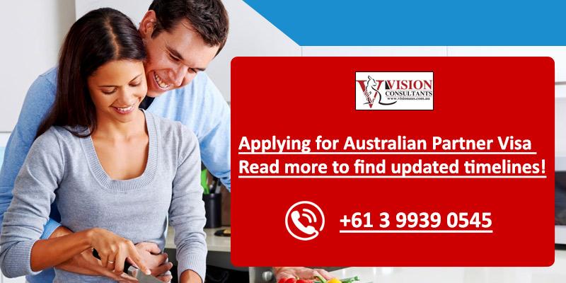 Applying for Australian Partner Visa
