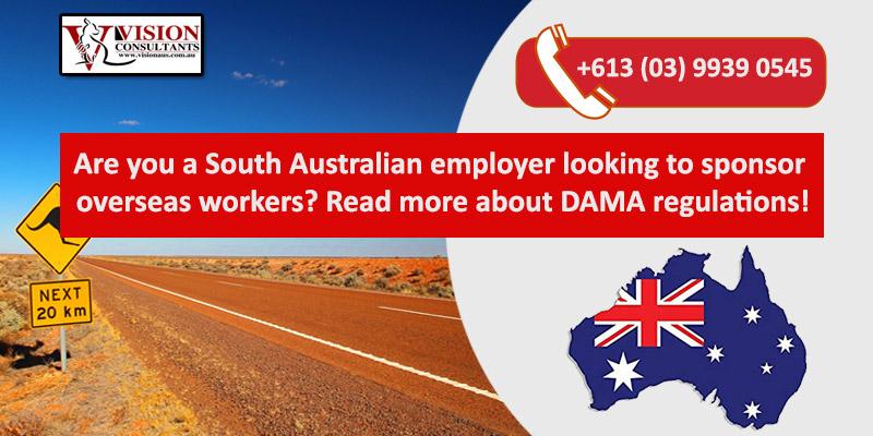 South Australian employer looking to sponsor overseas workers