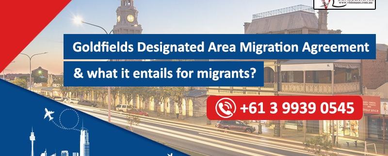 Goldfields Designated Area Migration Agreement