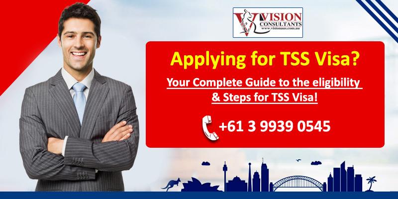 Applying for TSS Visa