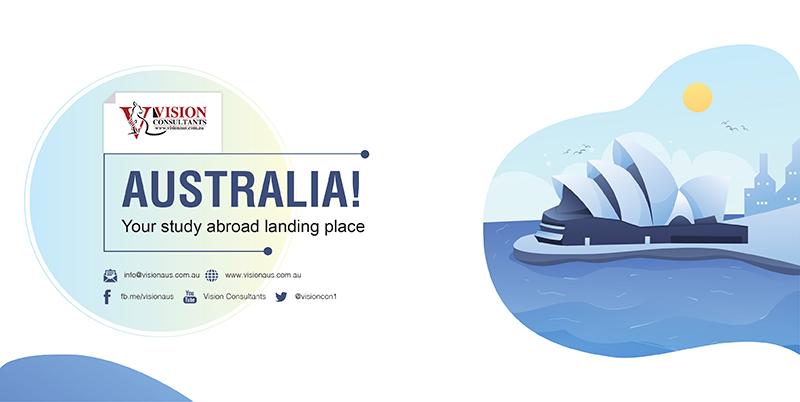 Australia! Your study abroad landing place